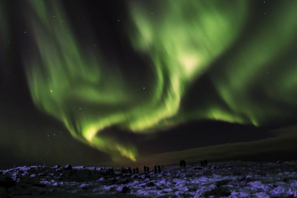 Voyage familiale en Islande